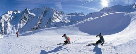 how to choose ski resort