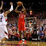 The miracle of an unknown Troy Daniels saves the Rockets