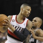 Lillard avoids the farewell of the Blazers and Spurs were let go