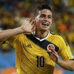 James Rodriguez fight Leo Messi and Neymar the Golden Boot