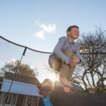 Learn where to Find the World's first Smart Trampoline