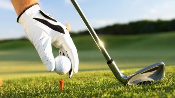 Dunk the Golf ball